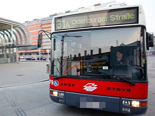 In einem Bus der Linie 31A kam es zu Handgreiflichkeiten mit Folgen