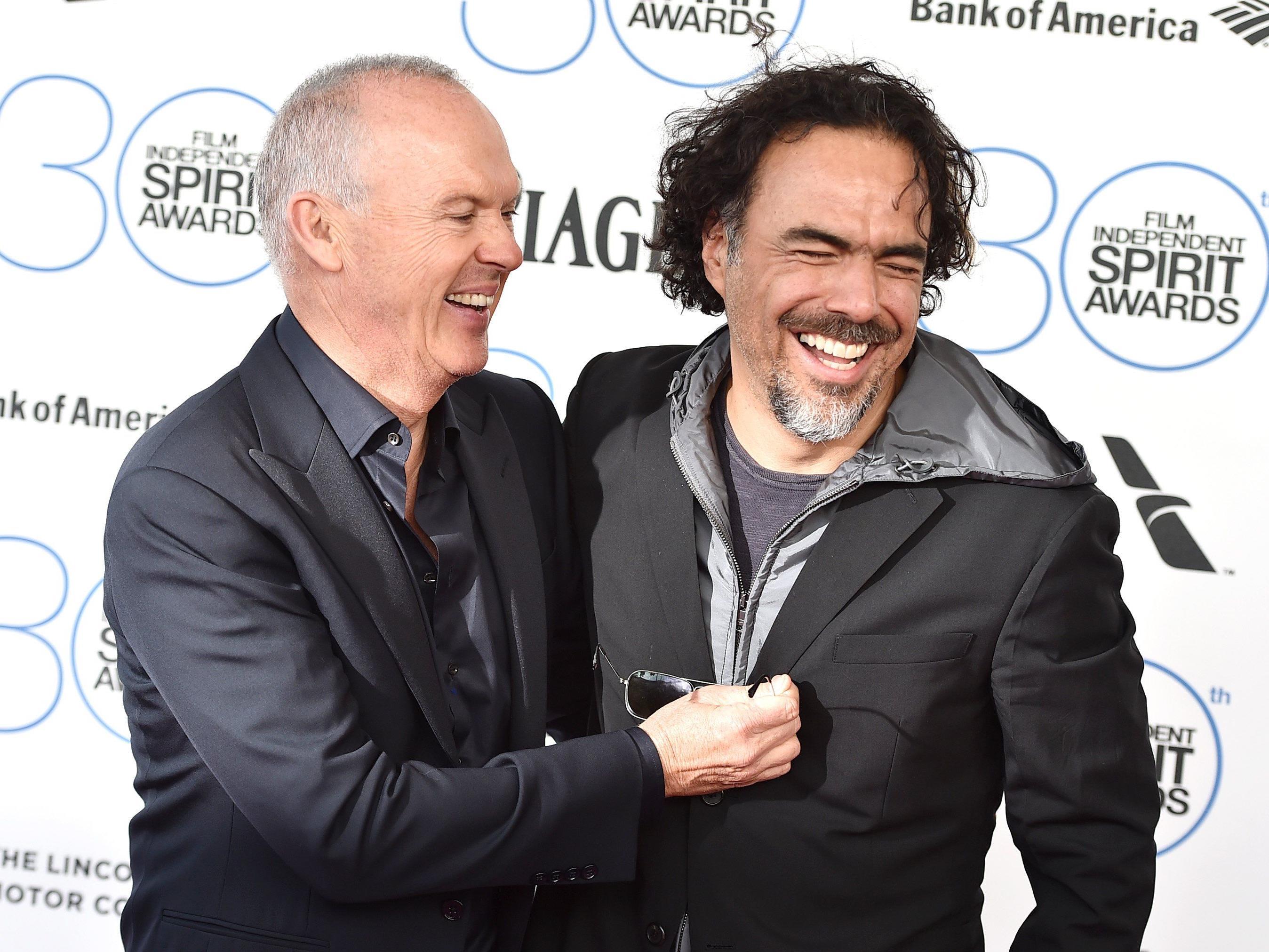 Birdman räumte auch bei den Spirit Awards 215 ab.