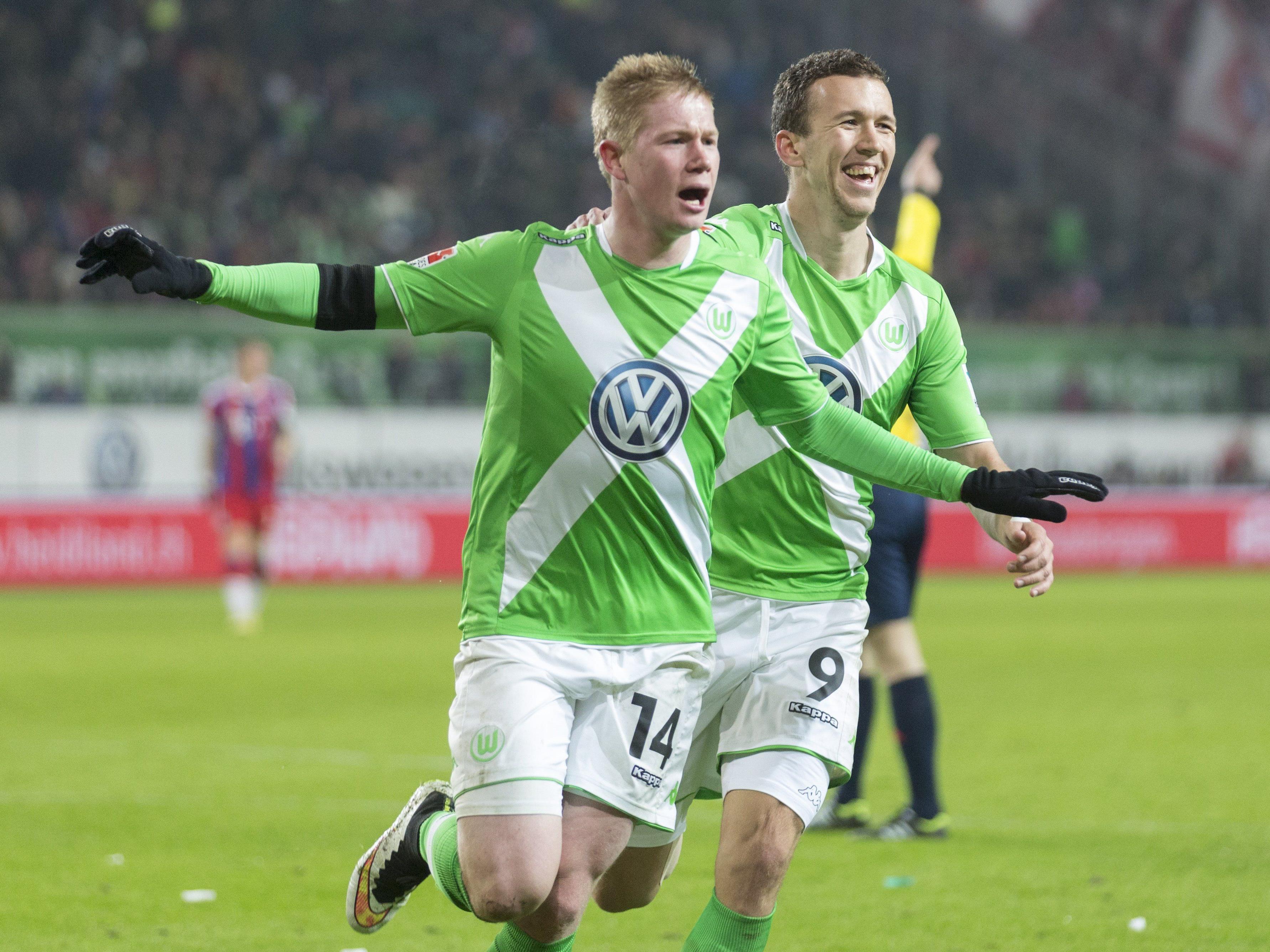 LIVE-Ticker zum Spiel Eintracht Frankfurt gegen VfL Wolfsburg ab 20.00 Uhr.