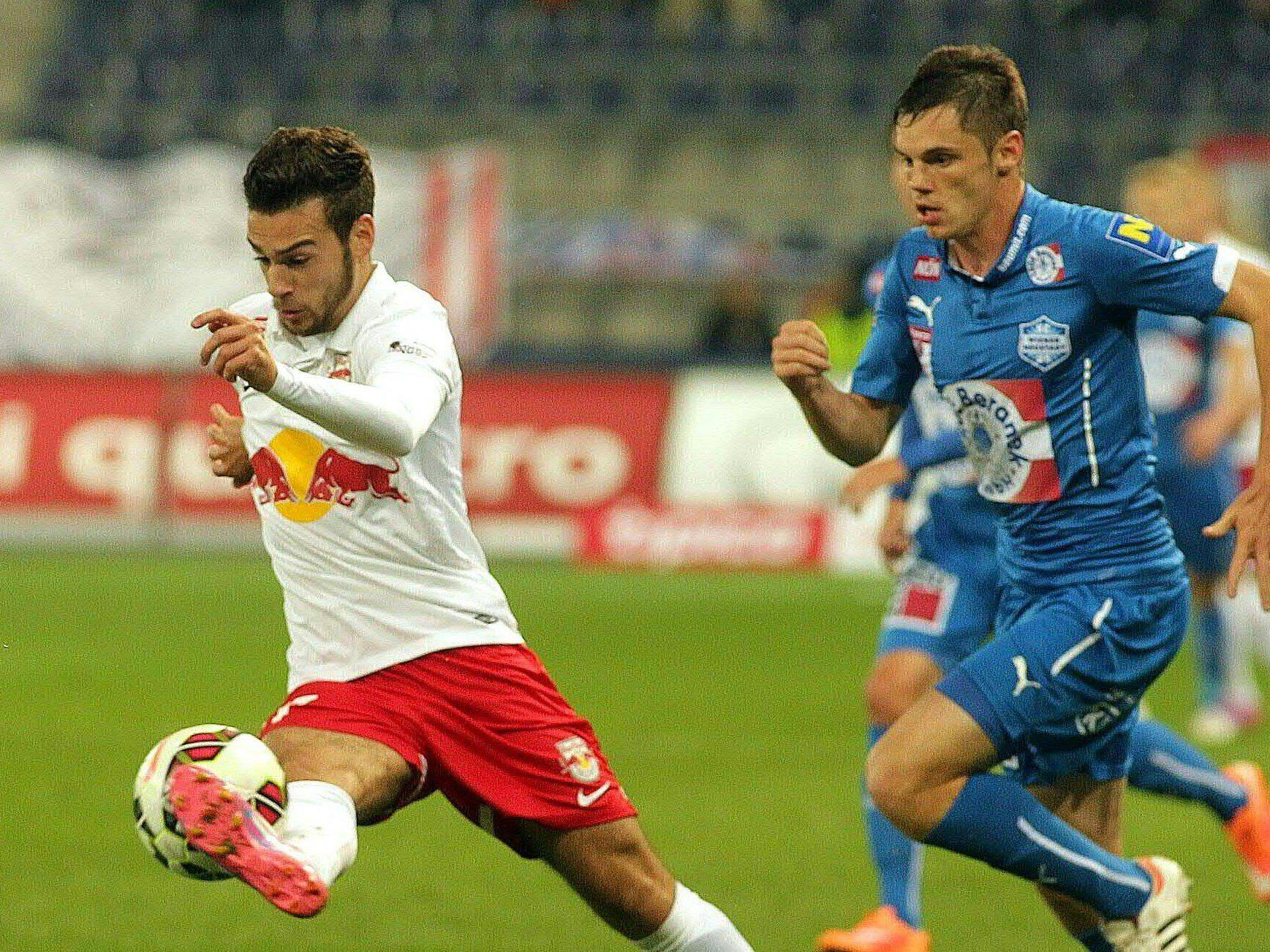 LIVE-Ticker zum Spiel SC Wiener Neustadt gegen Red Bull Salzburg ab 18.30 Uhr.