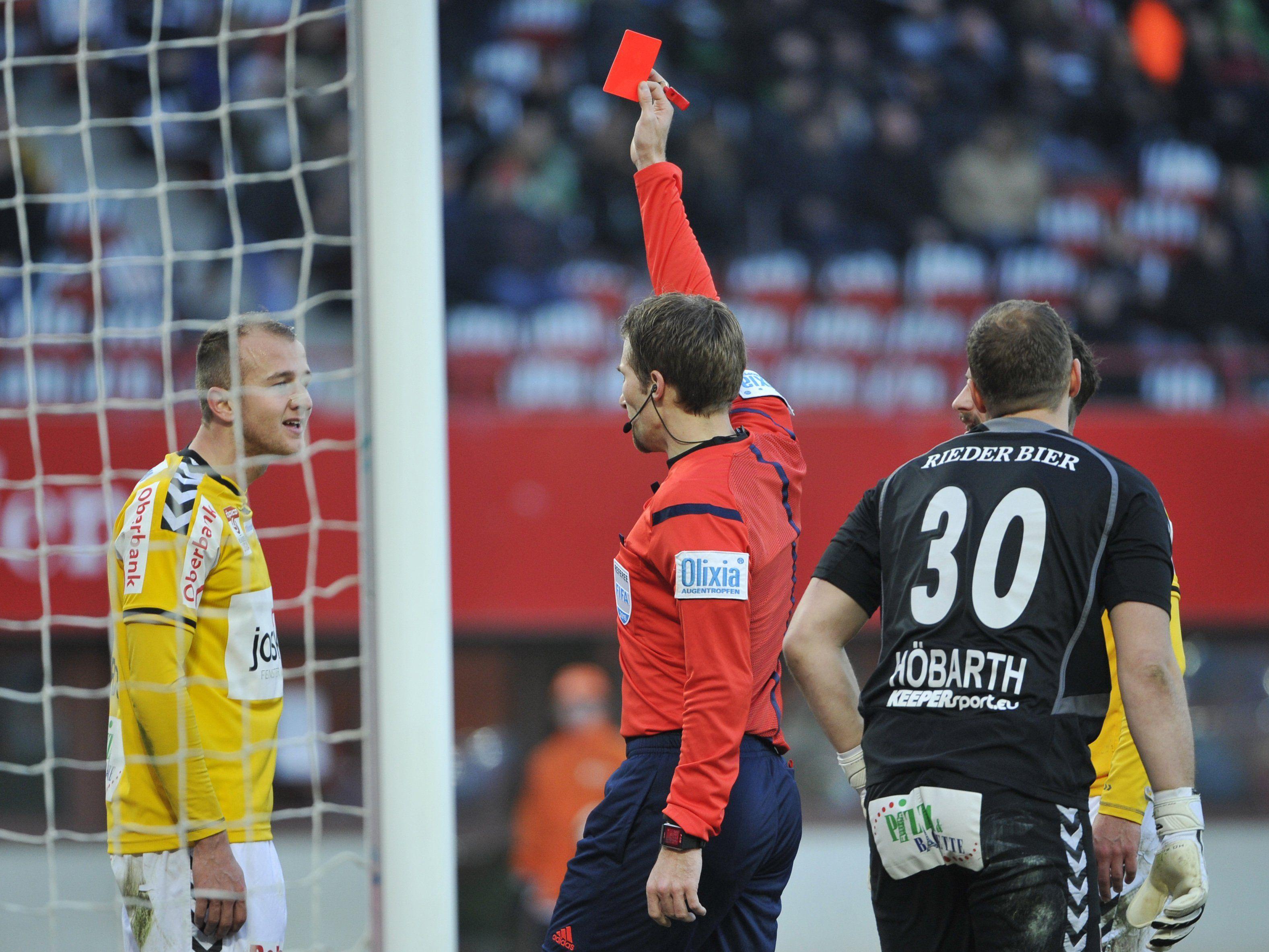 Das sind die Stimmen nach dem kuriosen Spiel zwischen Rapid Wien und Ried am Samstag.