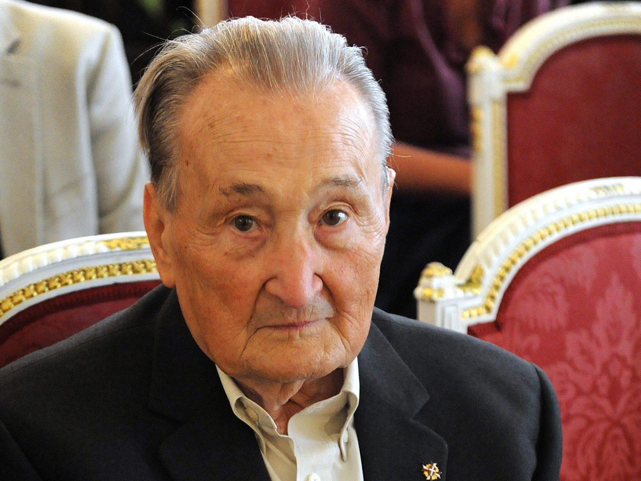 Friedrich Zawrel, einstiges Spiegelgrund-Opfer, starb mit 85 Jahren.