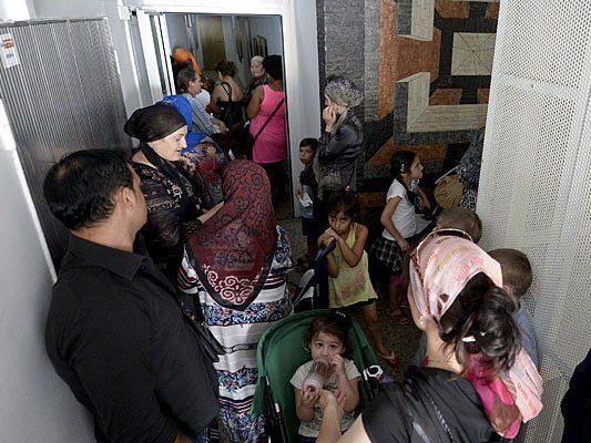 Fast 1.000 Flüchltinge wurden auf die Bundesländer verteilt