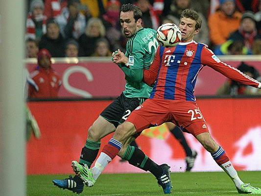 Im Liveticker zur Deutschen Bundesliga konnte man beim 1:1 der Bayern gegen Schalke mitfiebern.
