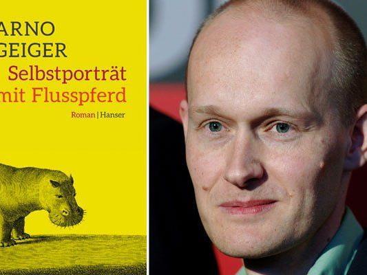 """""""Selbstporträt mit Flusspferd"""" ist der neue Roman von Arno Geiger"""