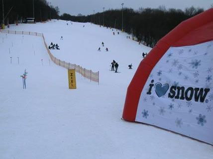 Das Skigebiet Hohe Wand hat noch nicht eröffnet
