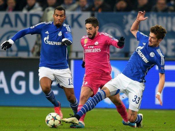 Real Madrid konnte von Schalke 04 nicht gestoppt werden.