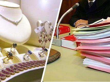 Ein Wiener Juwelier steht unter Geldwäsche-Verdacht vor Gericht