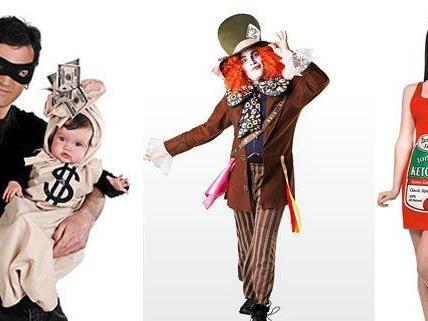 Wer noch Inspiration für lustige Kostüme sucht, für den haben wir ein paar Tipps