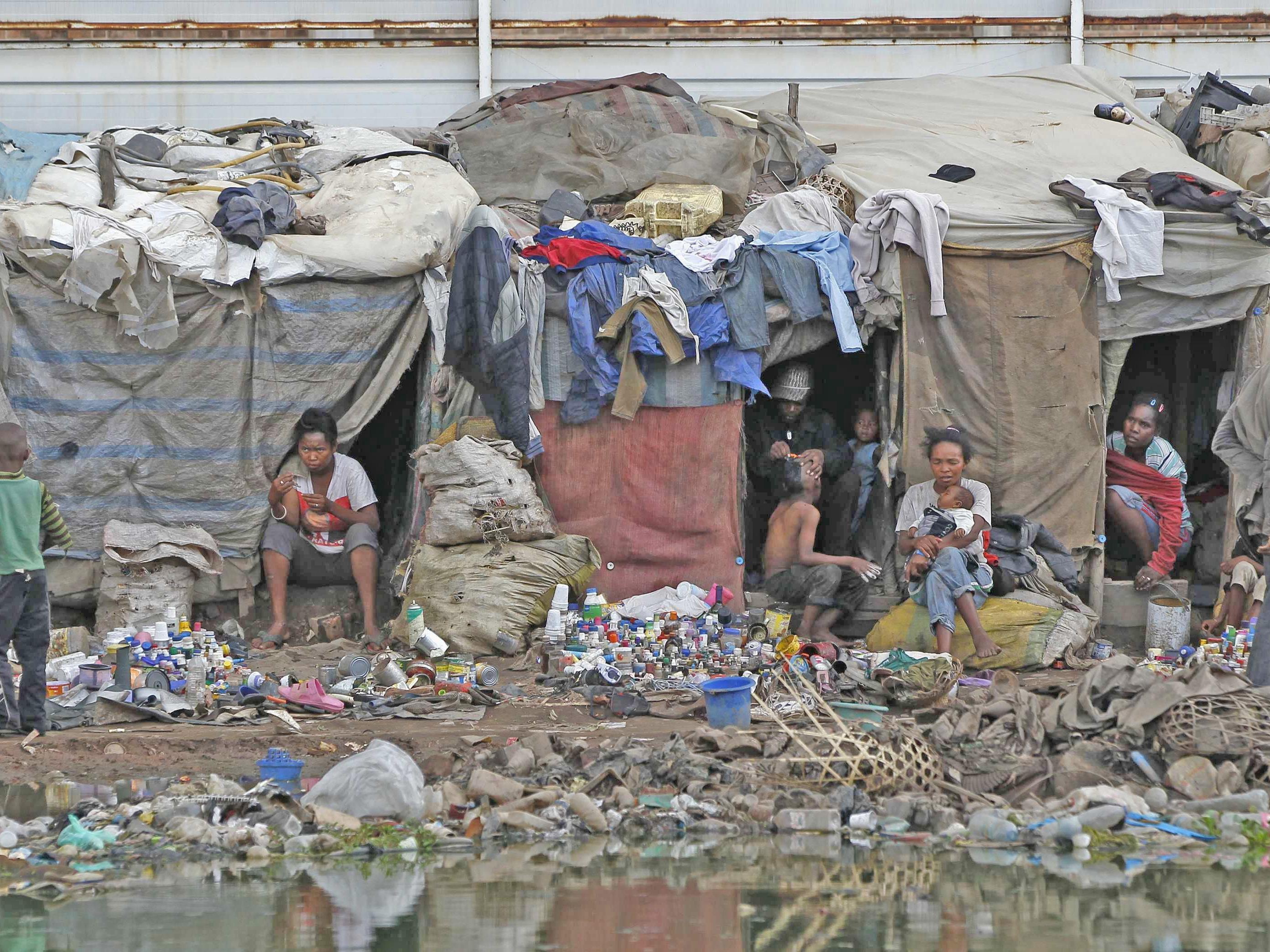 Der afrikanische Inselstaat ist das von der Pest am meisten bedrohte Land.