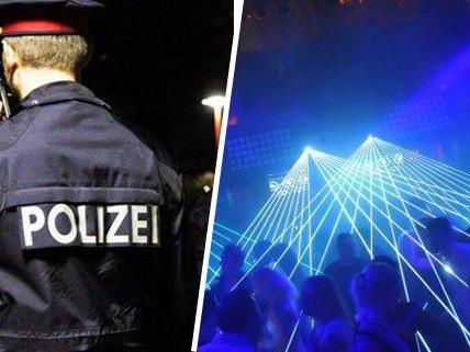 Im Club Village kam es zu einem Polizeieinsatz wegen einer Gaspistole