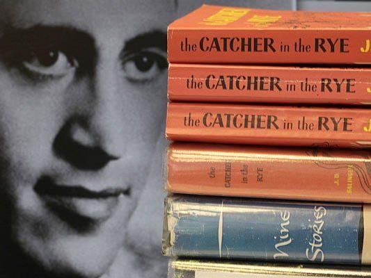 """J.D. Salinger ist bekannt für das Kult-Buch """"The Catcher in the Rye"""" (Dt.: """"Der Fänger im Roggen"""")"""