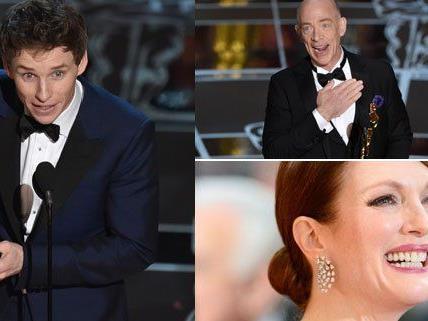 Die Gewinner der Oscars 2015 im Überblick