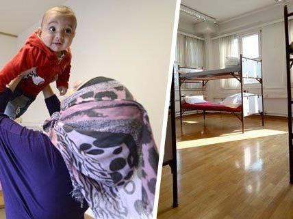 Samariterbund eröffnet zwei neue Häuser für Flüchtlinge
