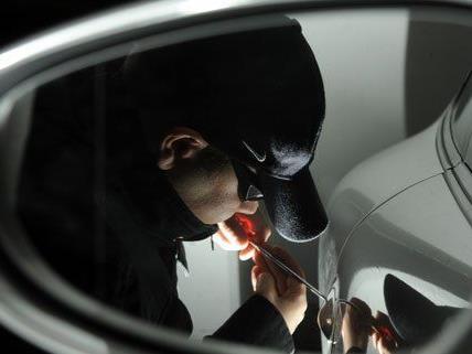 Ein Autodieb wurde nach mehreren Delikten gefasst