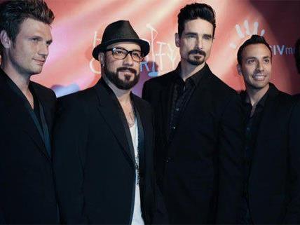 Die Backstreet Boys sind längst erwachsen geworden.
