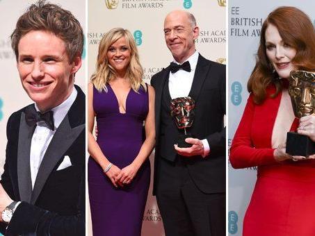 Am Sonntag wurden die BAFTA-Awards 2015 in London verliehen.