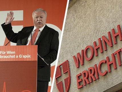 Laut Häupl soll es in Wien 2.000 neue Gemeindewohnungen geben.