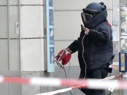 Nach der Bombendrohung am Mittwoch wurde kein Sprengstoff gefunden.