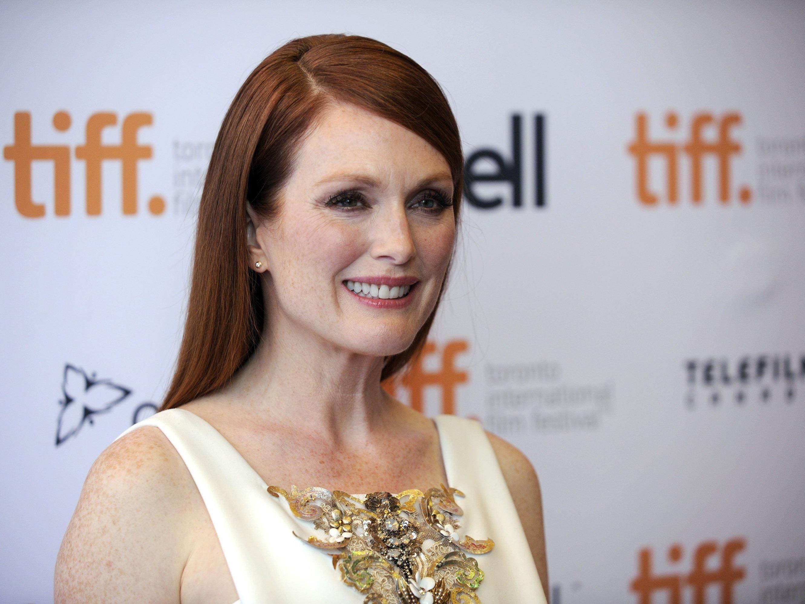 """Julianne Moore gilt als Favoritin für einen Oscar in der Kategorie """"Beste Hauptsarstellerin""""."""