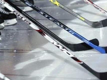 In Wien bereitet sich die Eishockey-Nationalmannschaft auf die A-WM vor.