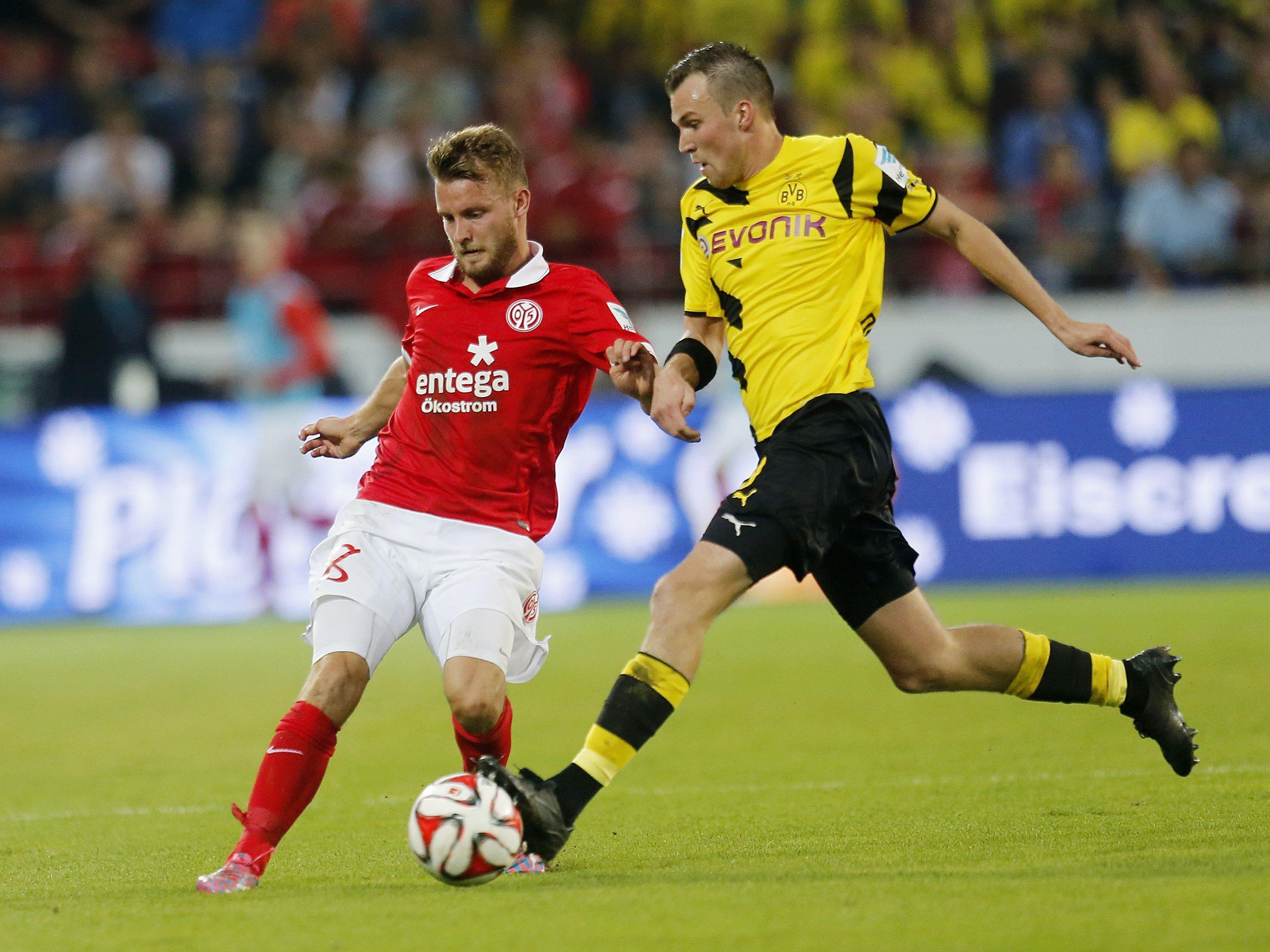 Live Ticker Dortmund Mainz
