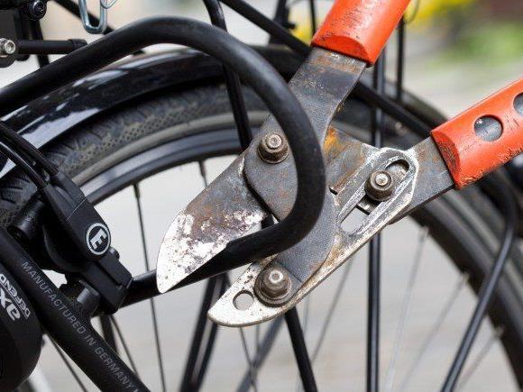 Die Fahrraddiebe befinden sich in Haft.