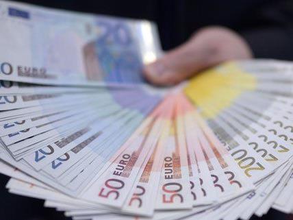 50.000 gefälschte Geldscheine wurden von der Polizei sichergestellt.