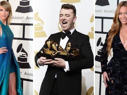 Die Grammy-Verleihung fand zum 57. Mal statt.