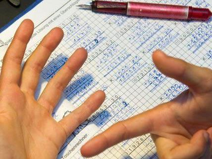 Hilfe bei Hausaufgaben und Co. braucht in Wien so manches Kind
