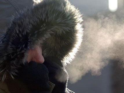 Die kommende Woche bleibt es kalt