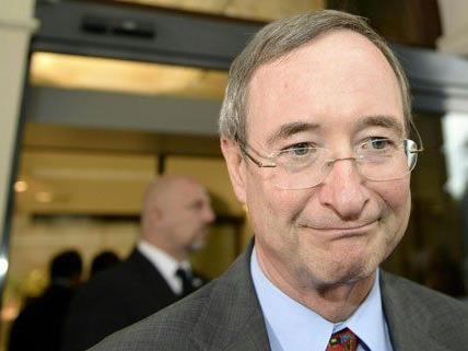 Wirtschaftskammerpräsident Christoph Leitl macht das bundesweite Wahlergebnis keine Sorgen.