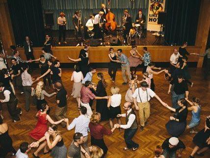Die Lindy Hop-Szene in Wien wächst mehr und mehr.