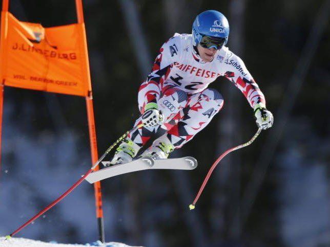 Matthias Mayer hofft auf seine erste WM-Medaille