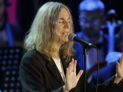 Im Juli tritt Patti Smith in der Arena in Wien auf.