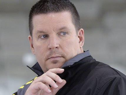 Tom Pokel ist nicht mehr Coach der Vienna Capitals.