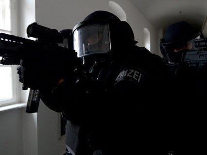 In St. Pölten kam es am Mittwoch zu einem aufsehenerregenden Polizeieinsatz.