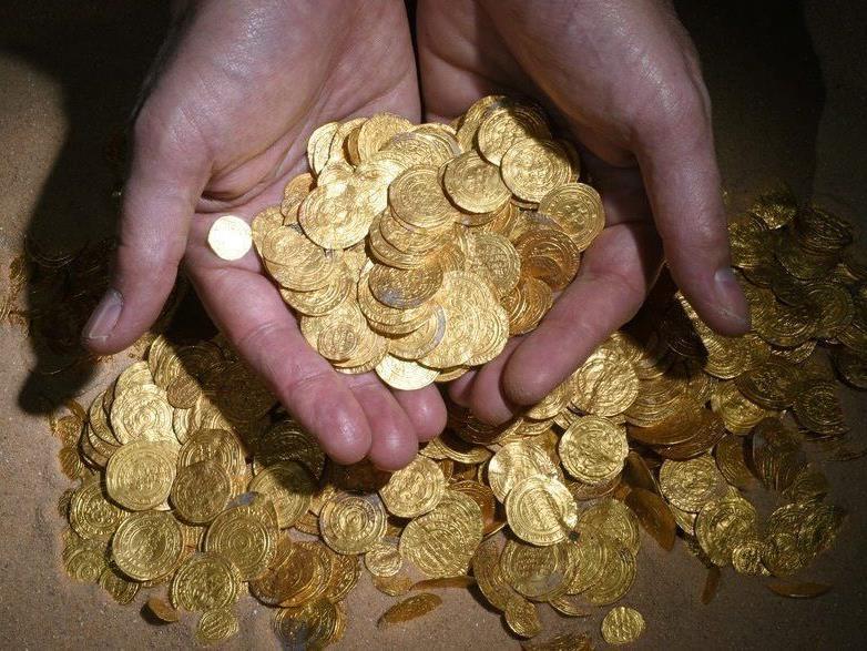 2.000 Münzen aus Zeit der Fatimiden gehoben