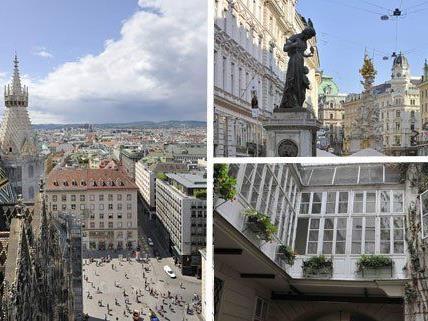 Die Geschichte der Straßen in der Wiener Innenstadt