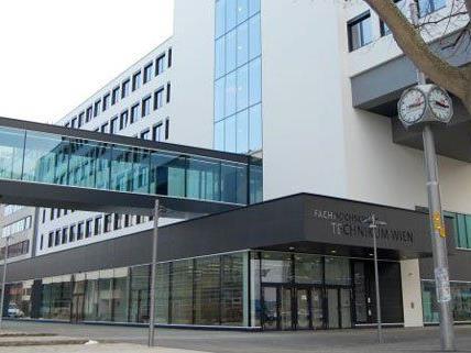 Das Technikum Wien ist die beste Fachhochschule im Jahr 2015.