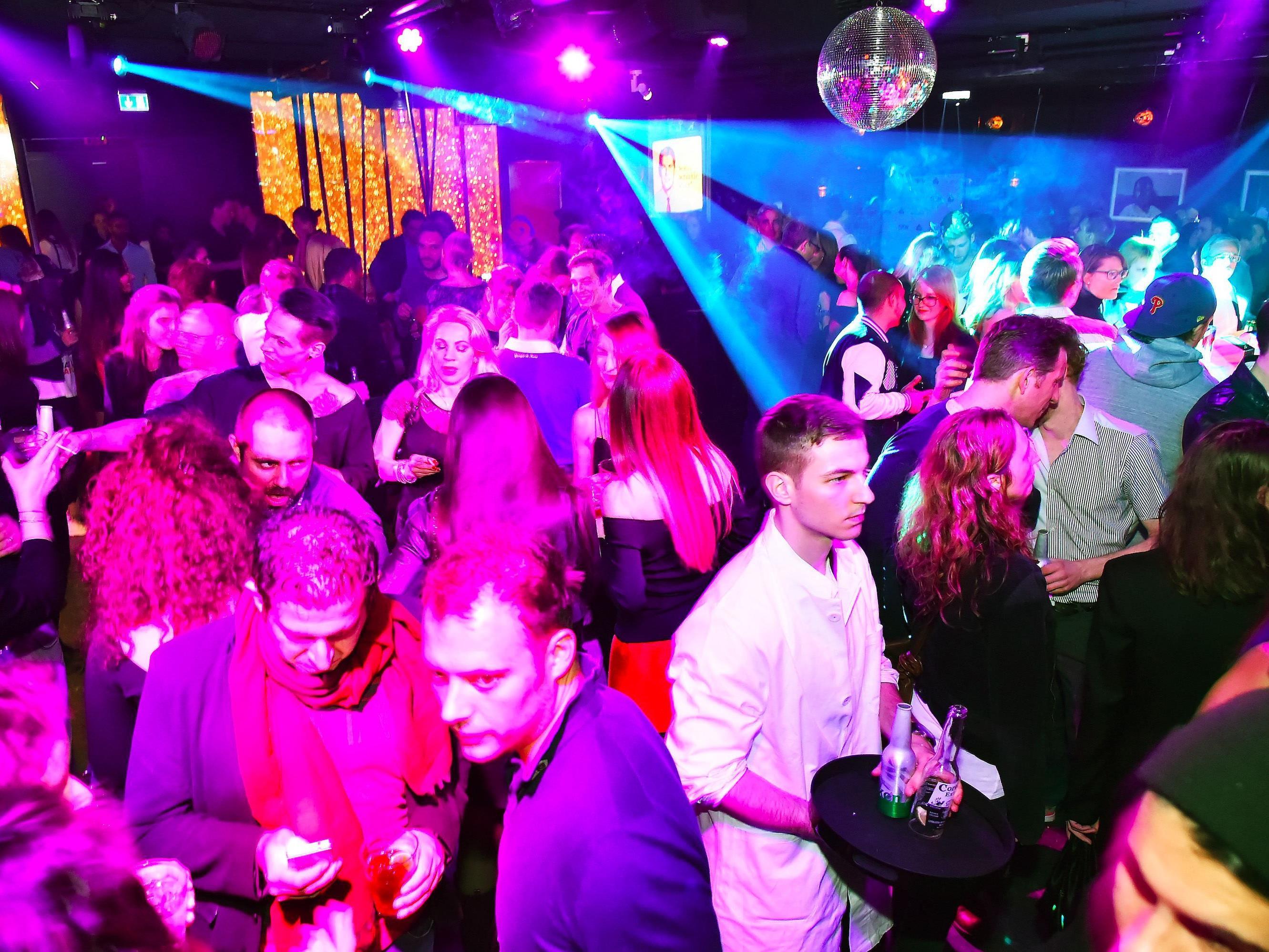 Hip Hop-Club VIE i PEE eröffnete in Wien.