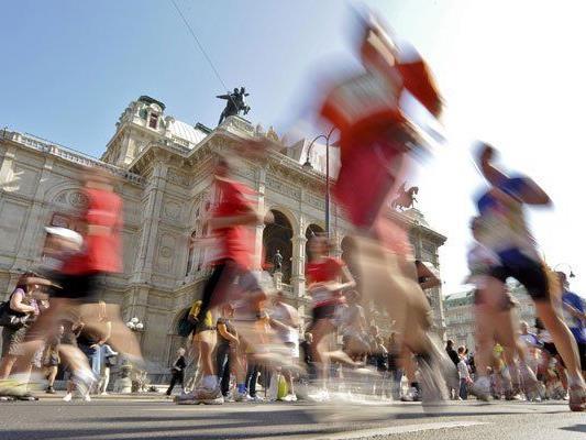 Gutes tun beim Vienna City Marathon - Läufer generieren auf Charity-Plattform über 35.000 Euro für NGOs
