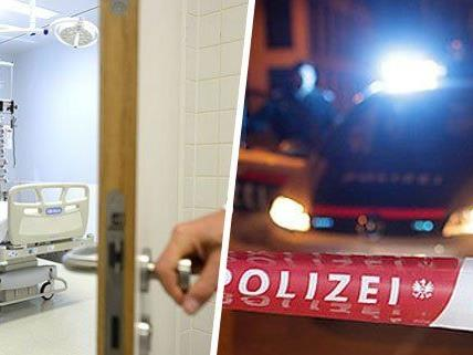 20-Jähriger nach Bruststich in Wien-Floridsdorf in Lebensgefah