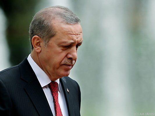 Leidet Erdogan unter Verfolgungswahn?