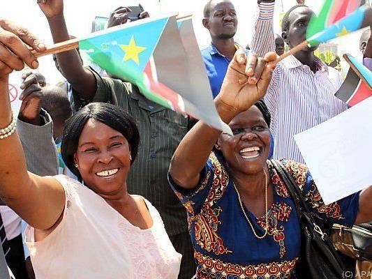 Südsudanesen hoffen auf Frieden