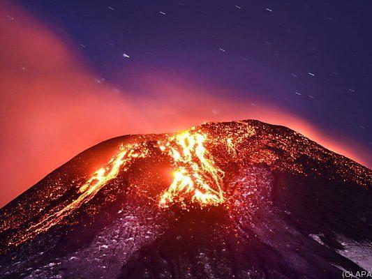 Gewaltiger Lavastrom von Vulkan Villarrica abgeklungen
