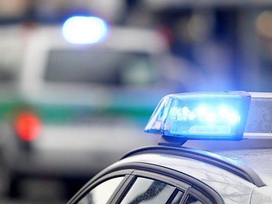 Die Polizei fahndet nach den Tätern