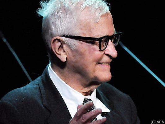 Albert Maysles im Jahr 2011 in Polen
