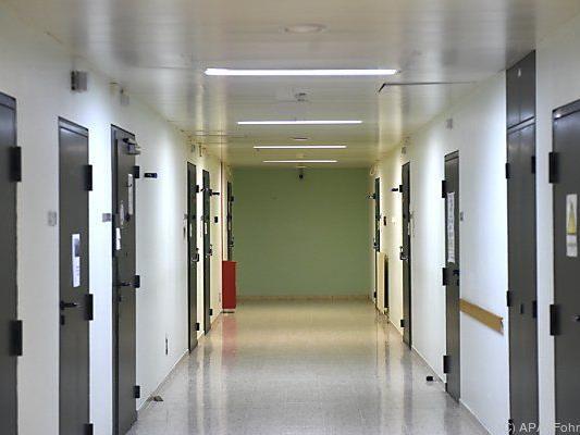 Oft werden mehr Häftlinge untergebracht als geplant