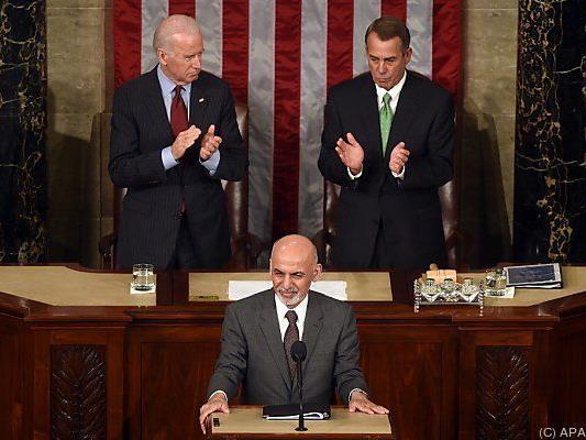 Rede in einer gemeinsamen Sitzung von Repräsentantenhaus und Senat